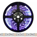 Tira LED UV Ultravioleta SMD5050, DC24V, 5m (120 Led/m) - IP67
